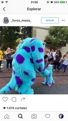 Mike Wazowski, Otp, Dinosaur Stuffed Animal, Disney Characters, Fictional Characters, Ships, Happiness, Fandoms, Funny