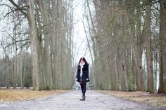 in the park, ideas, portrait photography, estonian photograpger