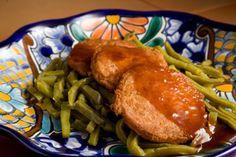 Copyright © Chef LaLa.    Ingredientes        8 papas medianas, cocidas y peladas   4 onz...