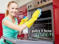 come-pulire-forno