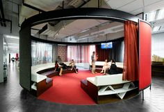 25 Creative Office Spaces Around The World