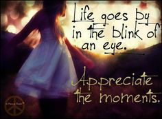 Twitter / FREE_2_LUV: Appreciate the moments. ♥ ...