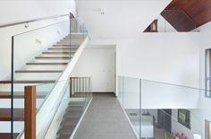 modern glass balustrade - Google Search