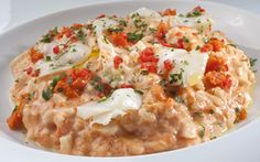 risoto de abóbora,bacalhau e cream cheese - GNT
