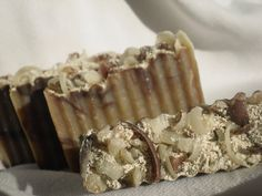 Almond Biscotti Cold Process Handmade Soap by KoWicked on Etsy, $5.00