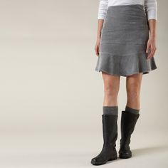 Royal Robbins Carly Skirt - Womens Outdoor Fashion, Fall Winter, Feminine, Skirts, Winter Trends, Fall 2015, Fashion Trends, Collection, Style