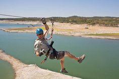Lake Travis Zipline Adventures #laketraviszipline, #Austin