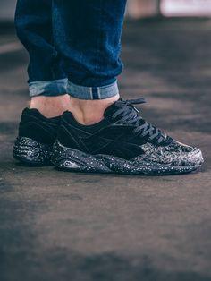 Puma R698  Black Shadow  Kicks Shoes 3b26f89eb