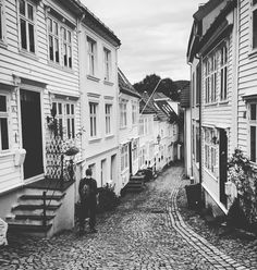 Bergen Norway's Second City and the Gateway to the Fjords. Photo by @bentolini on Instagram.