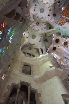 Sagrada Familia, I was there 5 years ago exactly Oh The Places You'll Go, Places To Travel, Places Ive Been, Travel Destinations, Gaudi, Simple Minds, The Best Is Yet To Come, Vacation Trips, Vacations