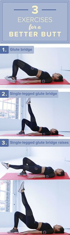 3 moves to tone your butt — without squats