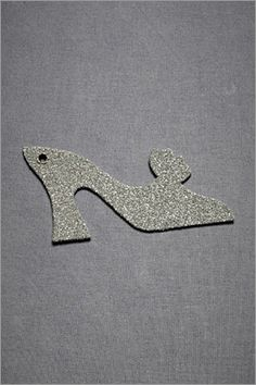 bhldn glittered louis heel gift tags, set of 4 $22 (cute, but something tells me this could be diy'd for a much cheaper price!)