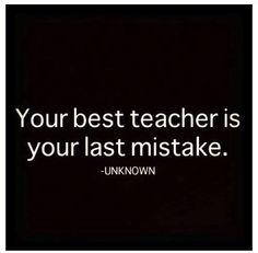 Learn from it!!