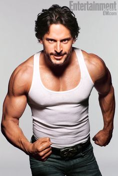 Ultimate Man Crush Monday: Joe Manganiello.