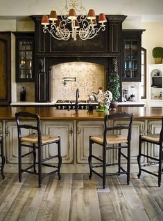 Adorable 75 French Country Style Kitchen Decorating Ideas https://decorecor.com/75-french-country-style-kitchen-decorating-ideas