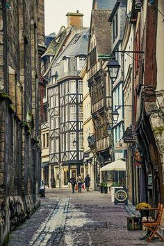 Rouen, Normandy France