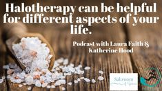 Laura Faith and I talk about a couple of benefits of salt therapy and how halotherapy can be very beneficial for your respiratory. Different, Your Life, Canning, Food, Essen, Meals, Home Canning, Yemek, Eten