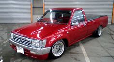 | LIKE US ON FACEBOOK https://www.facebook.com/theiconicimports JDM Truck - Toyota Hilux Pickup on SSR Formula Mesh 01
