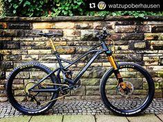 Dune Carbon Custom build...#Repost @watzupoberhausen ・・・ Mondraker Dune Carbon XR Custom by WatzUp #mondraker #enduro #fox #hope #maxxis #goodridge #syntace #bikeporn