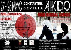 BUDOKAN SEVILLA blog: Curso de Aikido en Constantina (Sevilla)