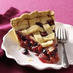 Berry-Apple-Rhubarb Pie |  resh rhubarb is now in season, making this especially tender and tasteful. I make pies every season using a combination of the organic berries and fruits I grow and freeze. Always a hit!