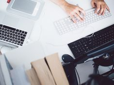 Macbook, Laptop, Computer, Keyboard, Mouse, Technology