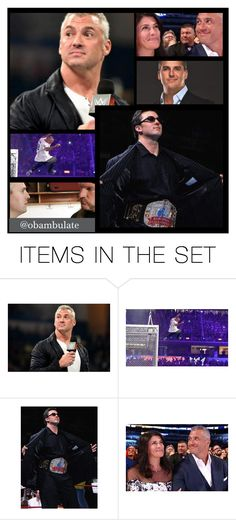 Designer Clothes, Shoes & Bags for Women Mcmahon Family, Shane Mcmahon, True Love Stories, Love Story, Wrestling Superstars, Dimples, Wwe, Athletic, Sport