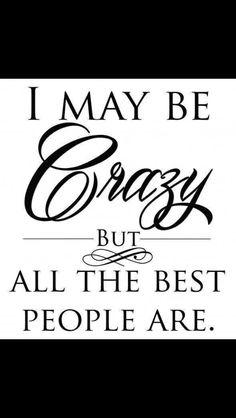 Crazy Quote