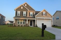 Richardson model at Clear Pond.  Myrtle Beach homes for sale.  #clearpond