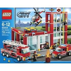 Lego firestation-I dont think this one is sold in stores, but is on target.com