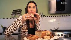 A jornalista Cuca Martins, ensina os passos para preparar um pão integral maravilha em poucos minutos. Ingredientes: 2 ovos 1 pote de iogurte natural desnatado 8 colheres de sopa de leite em pó desnatado 6 colheres de sopa de farelo de aveia 2 colheres de sopa de fibra ou farelo de trigo 1 colher de sopa de fermento em pó