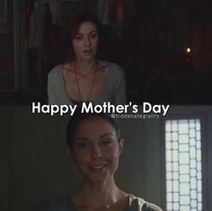 Happy Mother's Day Natalie and Evelyn.