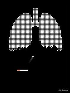 cool smoking ad
