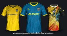 Camisetas de futbol baratas 2016: Camisetas FIFA 2017   FIFA 17 Ultimate Team