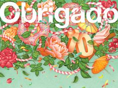 Obrigado designed by MUTI. Connect with them on Dribbble; the global community for designers and creative professionals.