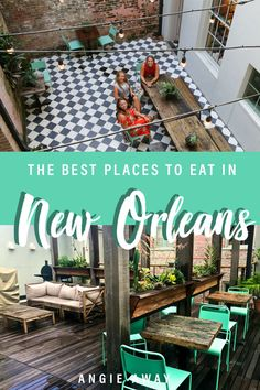 Where to Eat in New Orleans: A Savory & Sweet Guide   - Angie Away