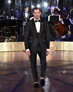 "ck David *James *Gandy Dolce & Gabbana (@dolcegabbana) en Instagram: ""Dolce&Gabbana Alta Sartoria at the Rainbow Room in Rockefeller Center, New York, April 2018.…"" #davidgandy"