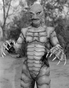 A family favorite. Creature from the Black Lagoon.