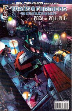 Transformers Generations 3A (2006 IDW)    Transformers, Transformers Generations www.detoyboys.nl