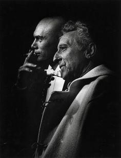 "Behind the Scenes of ""Le testament d'Orphée"", 1959"