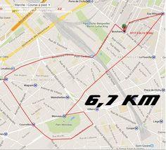 #boostbatignolles  Run 01 du Mardi 06/01/2015