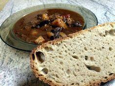 Kváskový chlieb, ktorý zvládne každý (fotorecept) - obrázok 11 How To Make Bread, Bread Making, Recipes, Food, Basket, Food Recipes, Meal, Essen, Rezepte