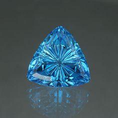 Special cut gem by John Dyer