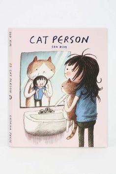 Cat Person By Seo Kim