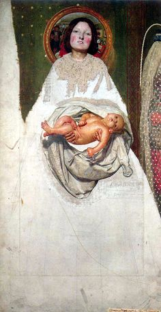 Ford Maddox Brown 'Take your son Sir'