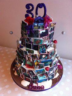 My 30th Birthday cake!