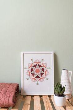 Diy   Papier Marmorieren Und Deko Für Die Wand | DIY Dekoschatz | Pinterest  | DIY Papier, Marmorieren Und Kupfer