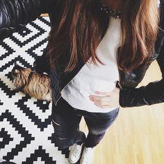Guten Morgen ihr Lieben! Jetzt geht's mal ab in die Arbeit  | #outfit #ootd #look #fashion #mode #fashionista #fashionblogger #austrianblogger #youtuber