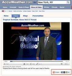 AccuWeather - Week of October 29, 2012 (Sharing toolbox)