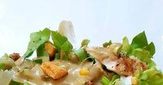 Μια υπέροχη σαλάτα με κοτόπουλο που αρέσει σε όλους!!! . Υλικα -1 μαρούλι χοντροκομμένο -1 κρεμμύδι φρέσκο -3κτσ. καλαμπόκι βρασμένο -200... Potato Salad, Potatoes, Ethnic Recipes, House, Ideas, Food, Home, Potato, Essen